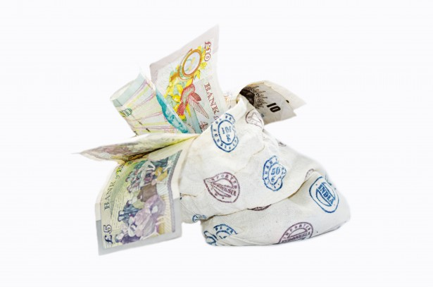 Money by George Hodan