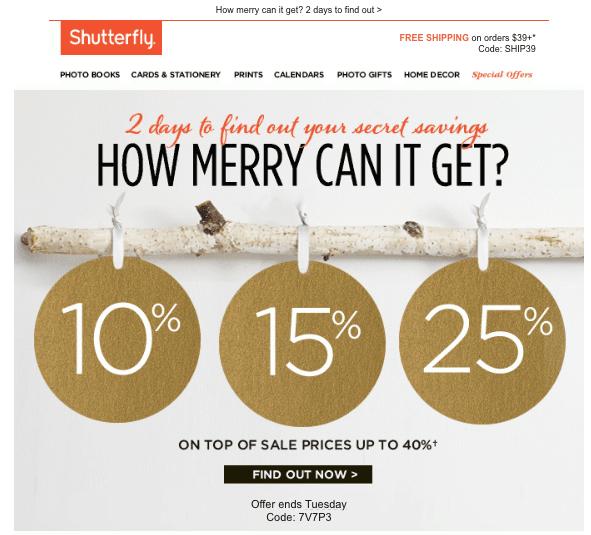 scarcity marketing email marketing